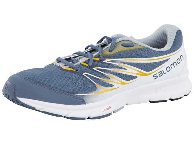 Salomon Sense Link Men bleu gris/white/bee-x